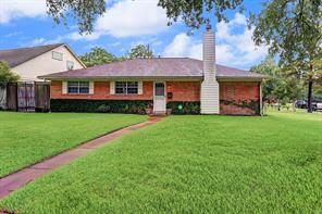 Houston Home at 11011 Burdine Street Houston , TX , 77096-6104 For Sale