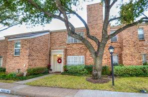 Houston Home at 600 Wilcrest Drive 44 Houston , TX , 77042-1042 For Sale