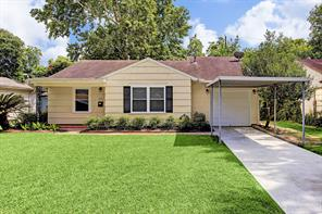 Houston Home at 7203 Housman Street Houston , TX , 77055-3719 For Sale