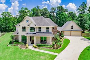 Houston Home at 12407 Stallion Court Magnolia , TX , 77354-4927 For Sale