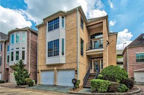 Houston Home at 23 Stalynn Lane Houston , TX , 77027-9607 For Sale