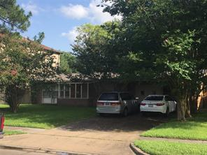 Houston Home at 5207 Beechnut Street Houston , TX , 77096-1301 For Sale