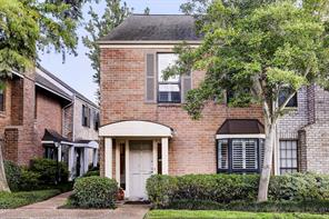 Houston Home at 1054 Augusta Drive Houston , TX , 77057-2016 For Sale