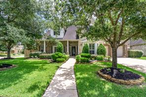 Houston Home at 11822 Tilbury Woods Lane Cypress , TX , 77433-1613 For Sale