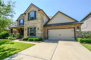 Houston Home at 21215 Barton Hollow Lane Richmond , TX , 77407-6417 For Sale