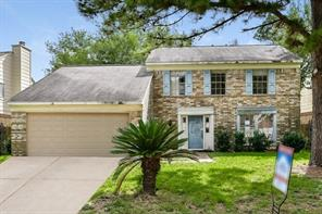 Houston Home at 18130 Holly Green Drive Houston , TX , 77084-6710 For Sale