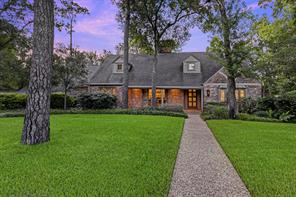 Houston Home at 11414 Wendover Lane Piney Point Village , TX , 77024-5221 For Sale