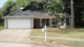 Houston Home at 21730 Park Brook Drive Katy , TX , 77450-4632 For Sale