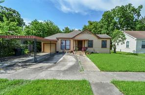 7407 japonica street, houston, TX 77012