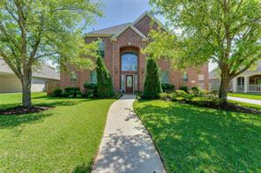 Houston Home at 21223 Winding Path Way Richmond , TX , 77406-3691 For Sale