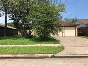 Houston Home at 3809 Teakwood Drive La Porte , TX , 77571-4323 For Sale