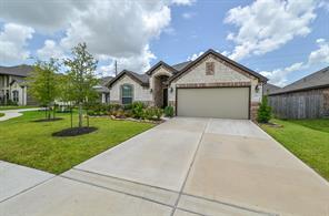 Houston Home at 14706 E Bekapark Court Cypress , TX , 77433-8400 For Sale