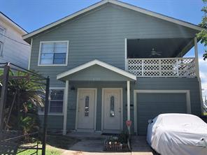 Houston Home at 1717 22nd Street Galveston , TX , 77550-8334 For Sale