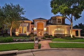 Houston Home at 11 Lochbury Drive Spring , TX , 77379-3716 For Sale