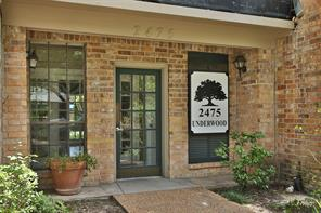Houston Home at 2475 Underwood Street 187 Houston , TX , 77030-3524 For Sale
