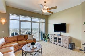 Houston Home at 500 Seawa 500 Seawall Boulevard 804 Galveston , TX , 77550 For Sale