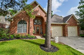 Houston Home at 13426 Sterling Park Lane Cypress , TX , 77429-6077 For Sale