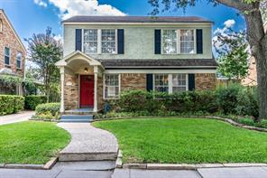 Houston Home at 2209 W Main Street Houston , TX , 77098-3318 For Sale