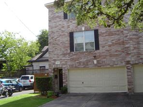 Houston Home at 2615 Mason Street Houston , TX , 77006 For Sale