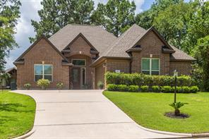 Houston Home at 61 Wick Willow Road Montgomery , TX , 77356-8215 For Sale