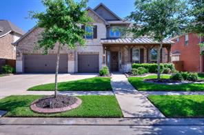 Houston Home at 17011 Mahogany Trace Lane Richmond , TX , 77407-2604 For Sale