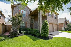 Houston Home at 24519 Via Salerno Court Richmond , TX , 77406-4573 For Sale
