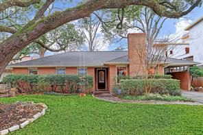 Houston Home at 2022 Suffolk Drive Houston , TX , 77027-3801 For Sale