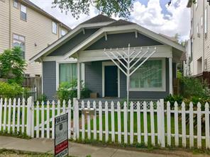 Houston Home at 4313 Dickson Street Houston , TX , 77007-7320 For Sale