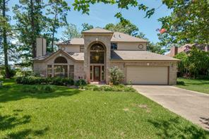 Houston Home at 12485 Point Aquarius Willis , TX , 77318 For Sale