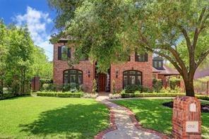 Houston Home at 1 Martin Lane Spring Valley Village , TX , 77055 For Sale