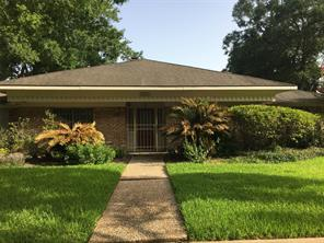Houston Home at 5207 Caversham Drive Houston , TX , 77096-2505 For Sale
