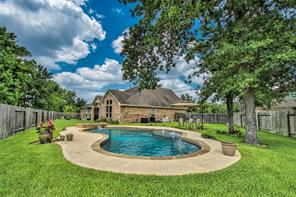 Houston Home at 15710 Sandy Falls Court Houston , TX , 77044-6050 For Sale