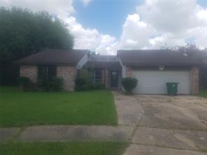 Houston Home at 16307 Quail Place Drive Houston , TX , 77489-5361 For Sale