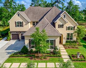 Houston Home at 107 Black Knight The Woodlands , TX , 77382-1094 For Sale