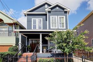 Houston Home at 929 Herkimer Street Houston , TX , 77008-6741 For Sale