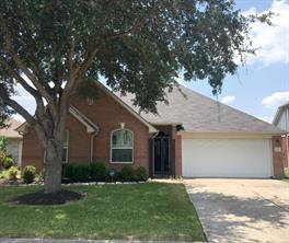 Houston Home at 111 Colonel Drive Richmond , TX , 77469-5999 For Sale