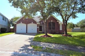 Houston Home at 17303 Kenton Crossing Lane Richmond , TX , 77407 For Sale