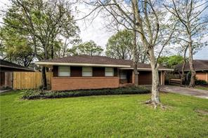 Houston Home at 4049 Osby Drive Houston , TX , 77025-4611 For Sale