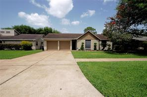 Houston Home at 15122 Tresch Lane Houston , TX , 77598-1814 For Sale
