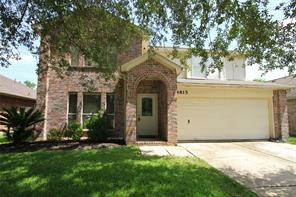 Houston Home at 4815 Falcon Forest Drive Humble , TX , 77346-2465 For Sale