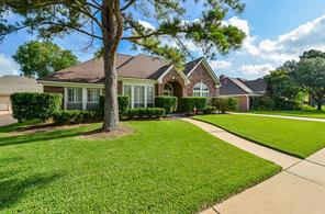 Houston Home at 24730 Valleylight Drive Katy , TX , 77494-6155 For Sale