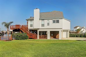 Houston Home at 222 Lanai Street Tiki Island , TX , 77554-8109 For Sale