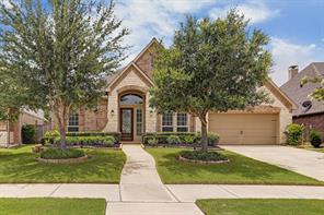 Houston Home at 27631 Merchant Hills Lane Katy , TX , 77494-2743 For Sale
