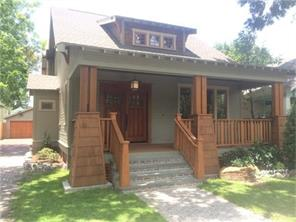 Houston Home at 1027 Allston Street Houston                           , TX                           , 77008-6821 For Sale