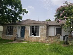 Houston Home at 5414 Borden Avenue Galveston , TX , 77551-4763 For Sale