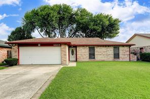 Houston Home at 9809 Blue Bird Street La Porte , TX , 77571-2501 For Sale