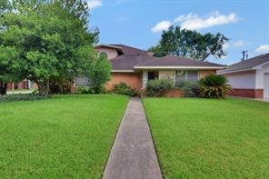 Houston Home at 5934 Hornwood Drive Houston , TX , 77081-4303 For Sale