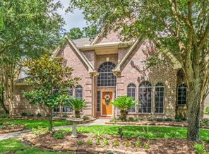 Houston Home at 17914 Hampton Oak Drive Spring , TX , 77379-6153 For Sale