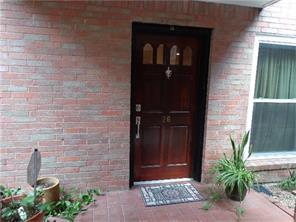 Houston Home at 2711 Briarhurst Drive 26 Houston , TX , 77057-5365 For Sale