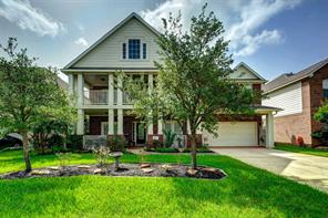 Houston Home at 8307 Palmetta Spring Drive Tomball , TX , 77375-5514 For Sale
